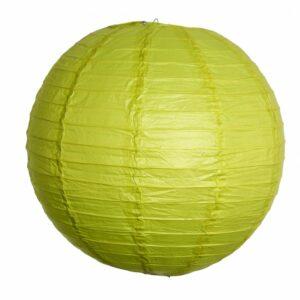 SEAD-Events-Location-lanternes-vert-anis-plafond-boules-chinoises-mariage