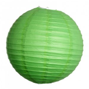 SEAD-Events-Location-lanternes-vert-pomme-plafond-boules-chinoises-mariage