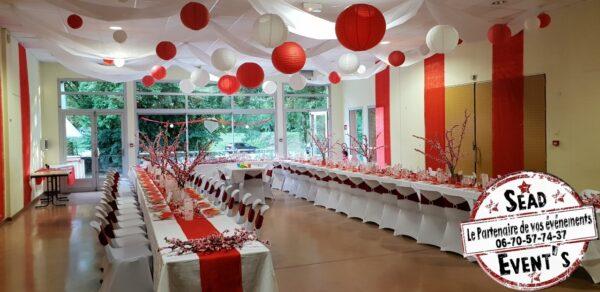 SEADEvents-plafond-boules-lanternes-mariage