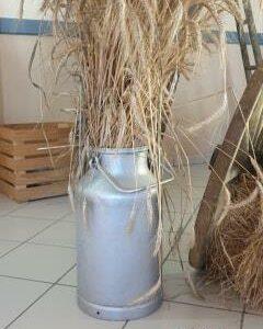 Pot à lait mariage champêtre location