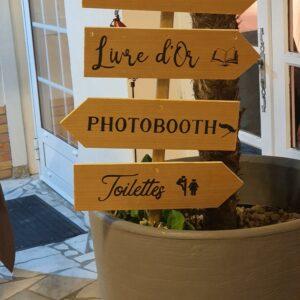 Panneau-directionnel-location-mariage-SEAD-Events-Mont-de-marsan