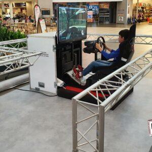 Simulateur de conduite location landes gers événements nmc simulation