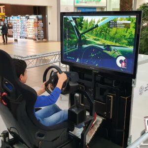 Simulateur de conduite location landes gers événements