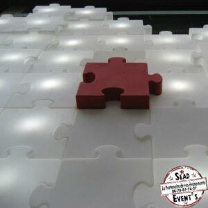 puzzle silde design location mariage gers landes mont de marsan bordeaux bayonne dj anniversaire
