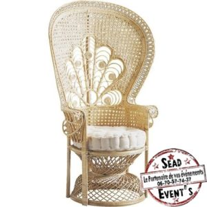 siège fauteuil Emmanuelle