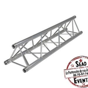 structure en aluminium prolyte e20d location landes chapiteau estrades événements fêtes castandet mont-de-marsan