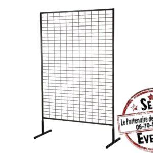 grille exposition noire grande moyenne evenementiel expo presentation ceremonie anniversaire reception séminaire landes aquitaine mont de marsan