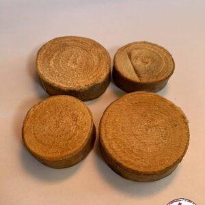 rondins en bois de teck fabriqué à la main location table centre de table landes mariages anniversaires réception cérémonie mont de marsan castandet événements petit format