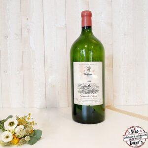 bouteille mathusalem vintage grande 6L25 events événements location décorations mariage champêtre