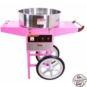 machine à barbe à papa sucre location réception anniversaires mariages enfants fête foraine location landes mont de marsan rose charrette