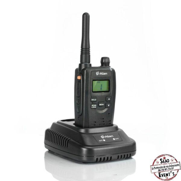 talkie walkie alan logistique divers communication divers location sécurité landes réceptions cérémonies organisation mont de marsan