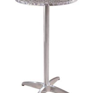 mange-debout aluminium table haute réception location évènement landes mont de marsan