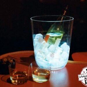 ice bucket mobilier lumineux champagne bouteille location frais landes aquitaine soirée event événement mariage anniversaire
