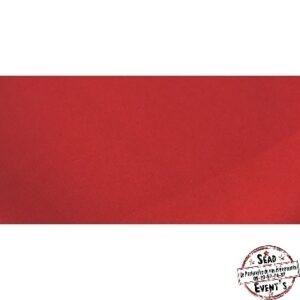 nappe rouge rectangulaire polyester 150x240cm tables décorer location landes event réception anniversaire mariage baptême aquitaine